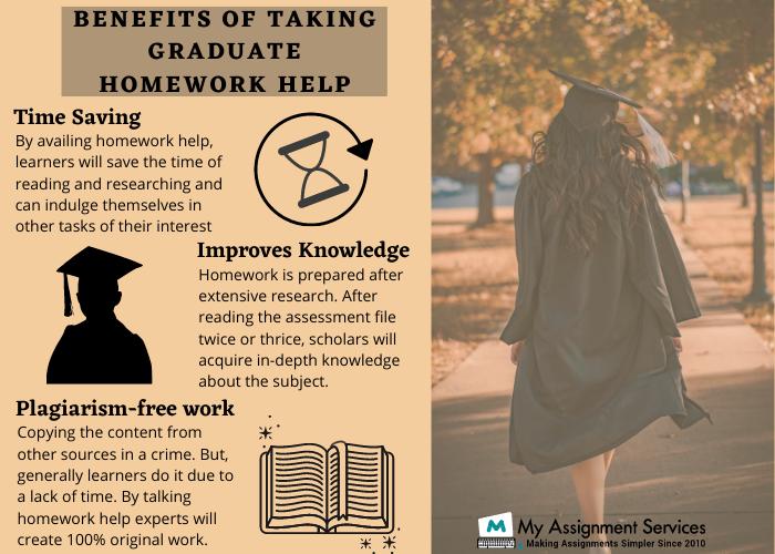 graduate homework services