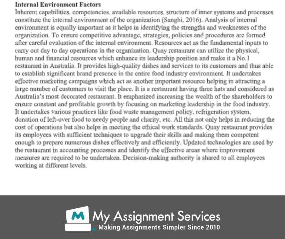 business economics assignment sample 2