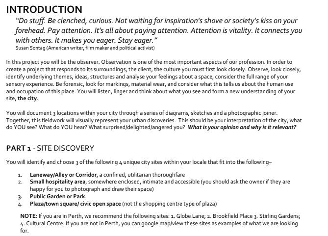 Photography Homework Sample USA