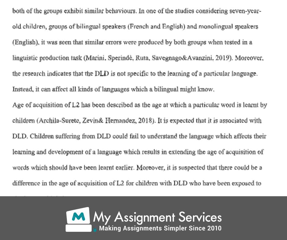 online sociolinguistics assignment help
