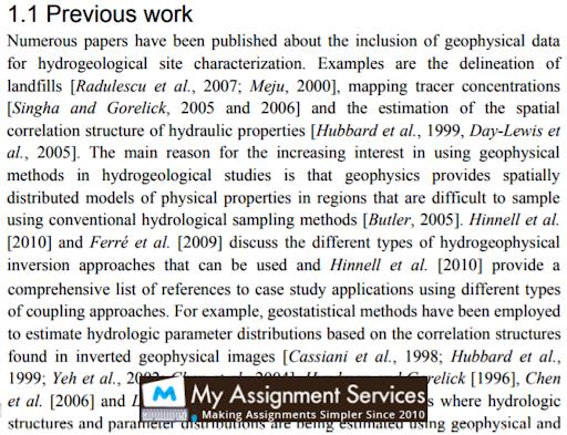 geophysics homework help