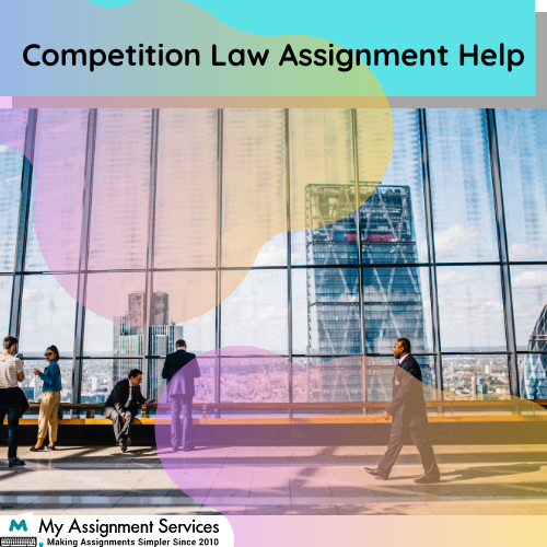 Competition Law Assignment Help