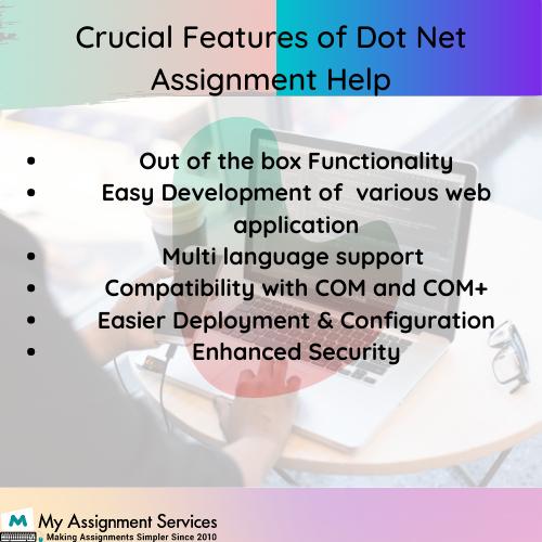 Dot Net Assignment Help