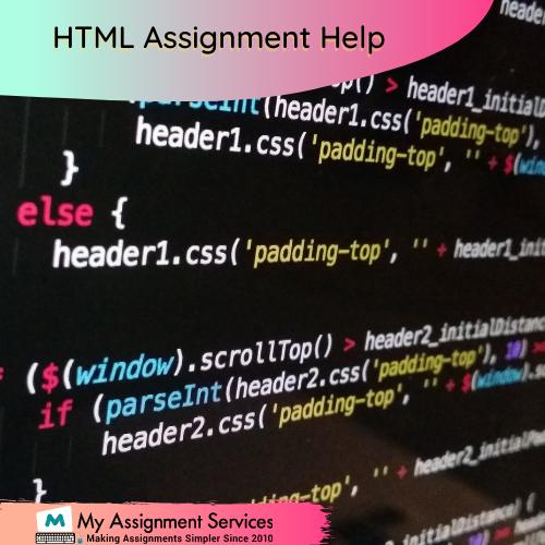 HTML homework help USA