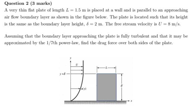 environmental fluid mechanics assignment help