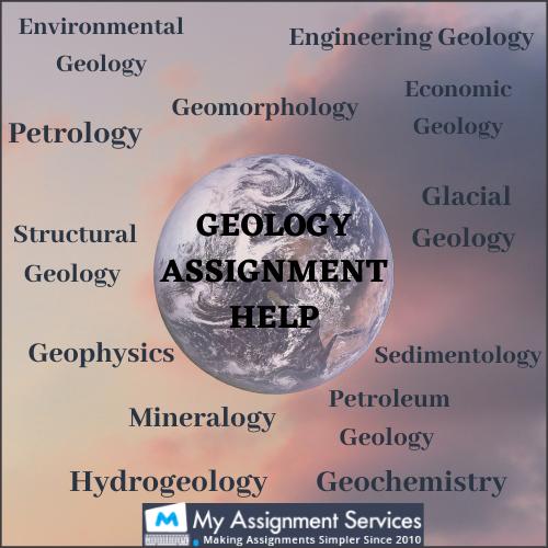 geology assignment help