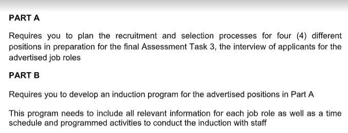 HR Activities