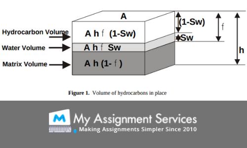 Petrophysics Assignment Help Solution