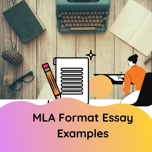Mla Format Essay Example