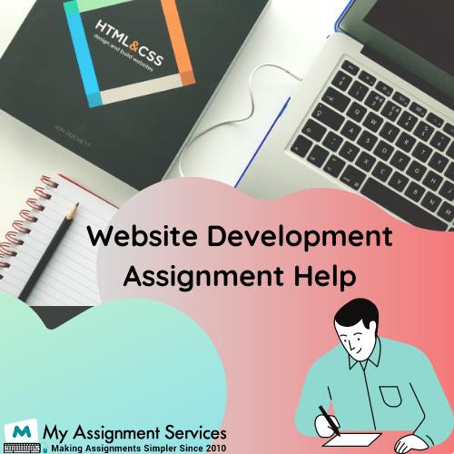 website development assignment help