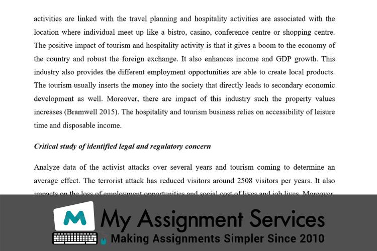 hospitality homework writing service