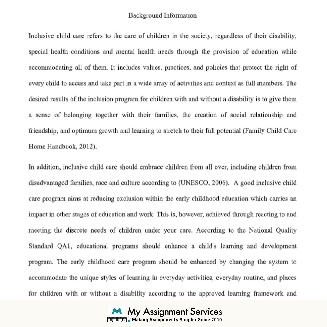 Developmental physiology Samples