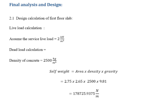 Structural Engineering homework
