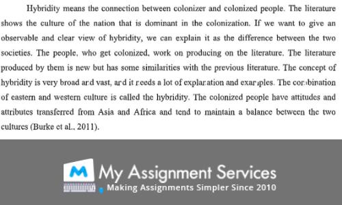 literature essay writing help