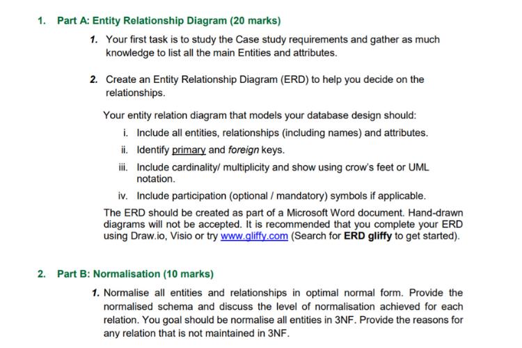 Database dissertation