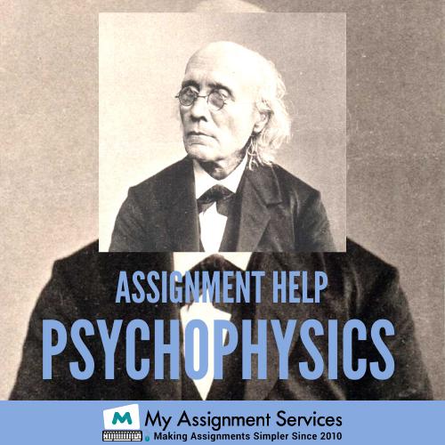 Psychophysics  Assignment Help