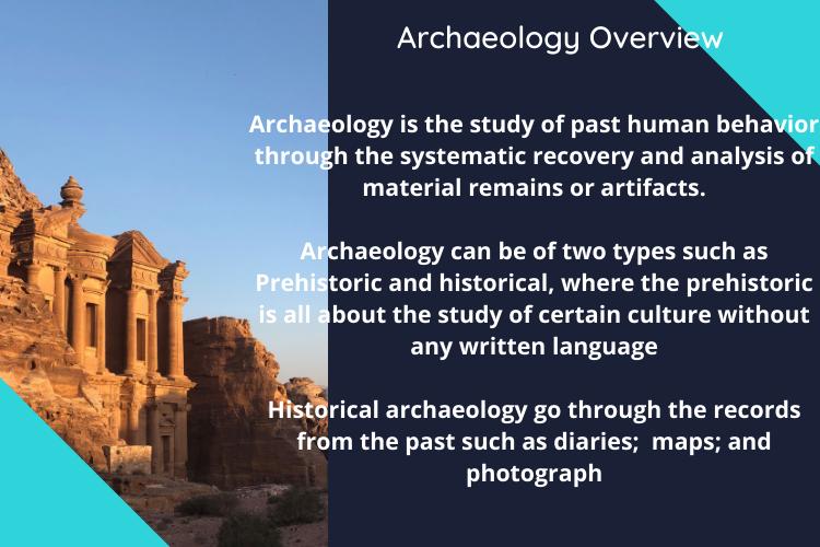 archaeology homework help