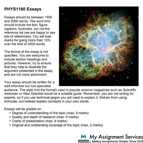 PHYS1160