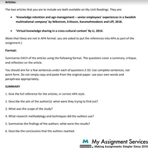 Online bibliography assignment help