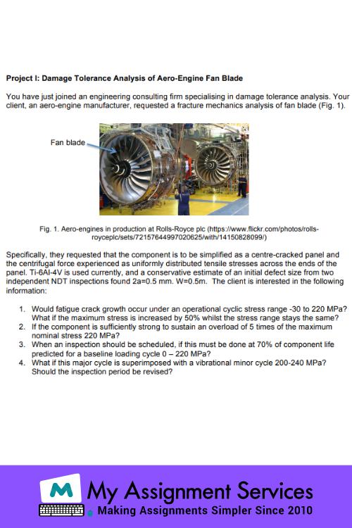 Aerodynamics assignment