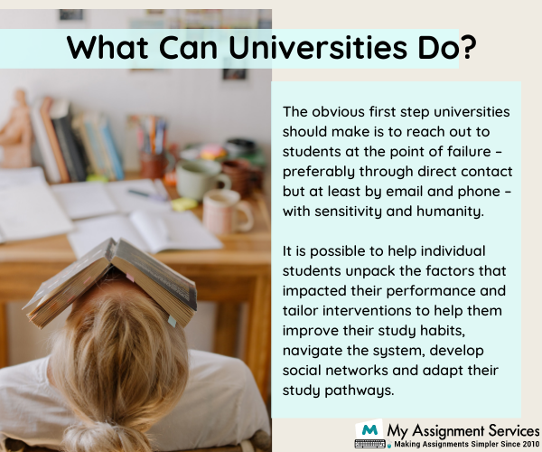 What Can Universities Do