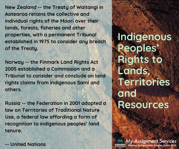 Aboriginal rights in Australia 2