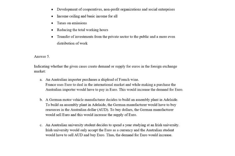 development of cooperatives - business economics