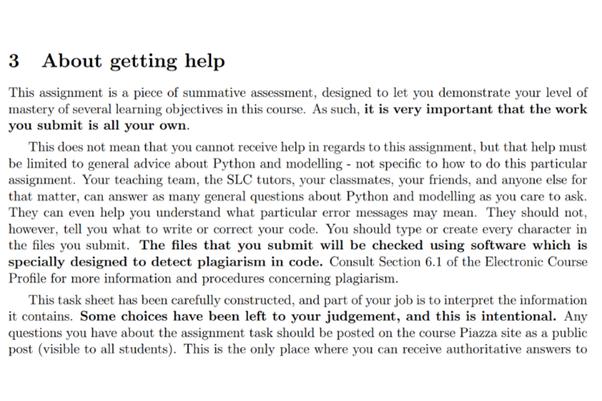 Sample Homework on Astrophysics 3