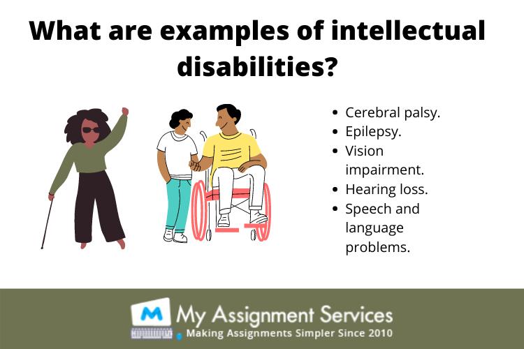 Intellectual and Developmental Disabilities assignment help