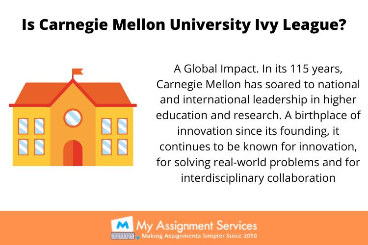 Carnegie Mellon University Assignment Help
