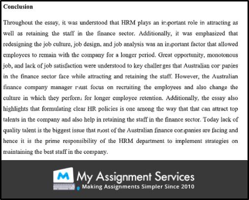 HRMT20024 Assessment 4