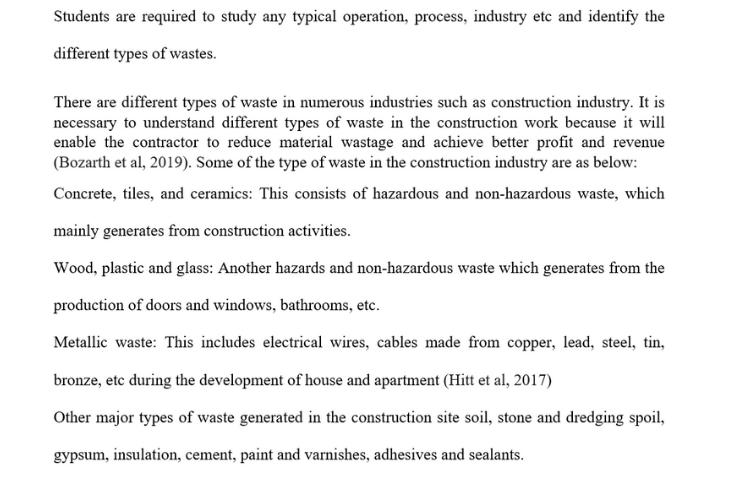 Online Macquarie University Assessment