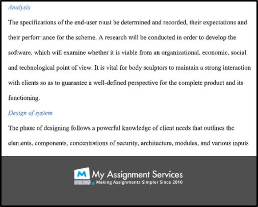 CPM assessment 3