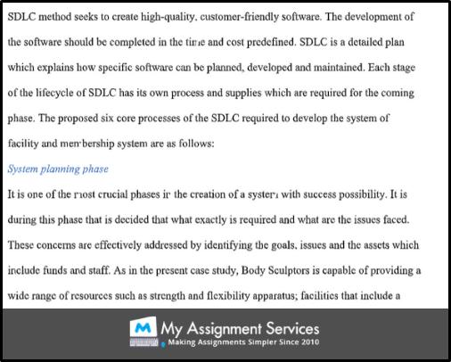 CPM assessment 2