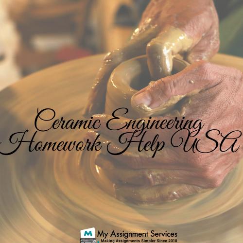 Ceramic Engineering Homework Help
