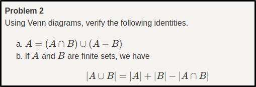 Combinatorics And Basic Set Theory 3