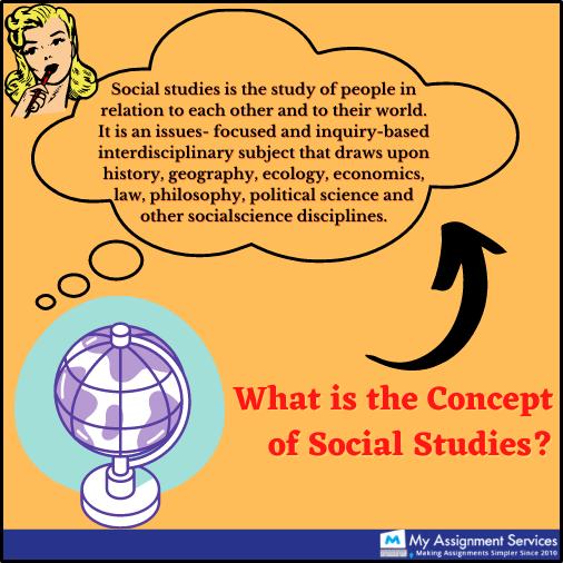 concepts of social studies