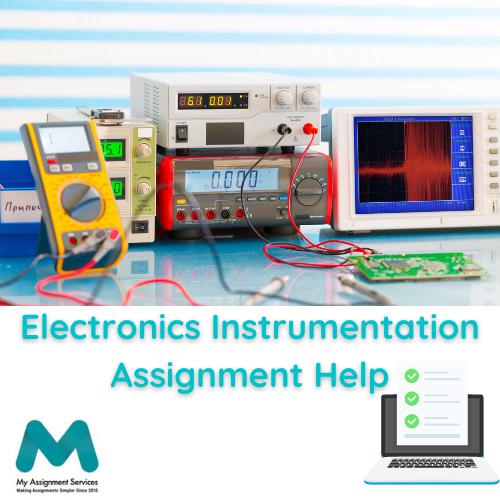 Electronics Instrumentation Assignment Help