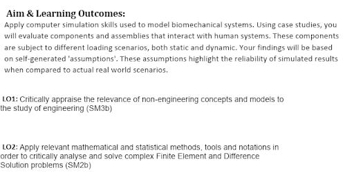 Biomechanics Medical Homework Help USA