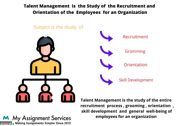 Talent Management USA