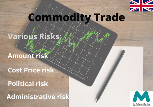 Commodity Trade Assignment Help