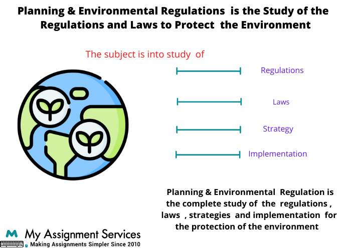 Planning and Environmental Sample