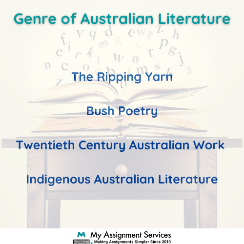Australian Literature and History