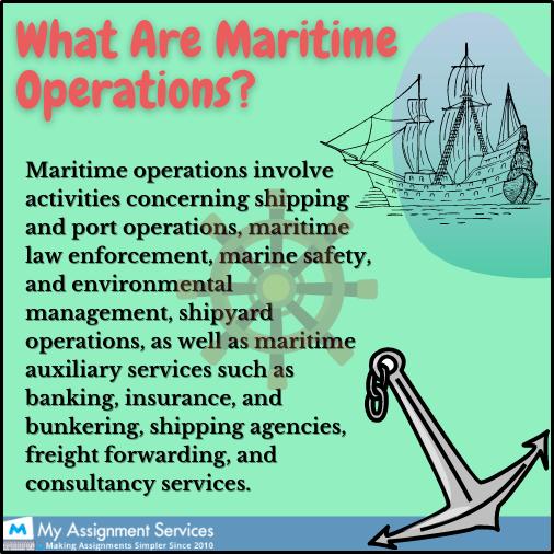maritime operations