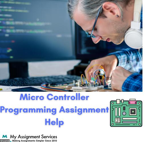MicroController Programming Assignment Help