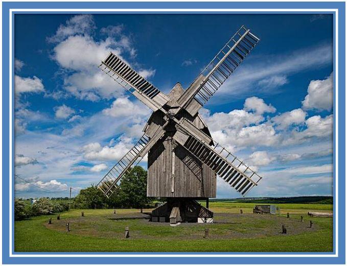 wind turbine machine