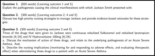 health variations assessment detail 3