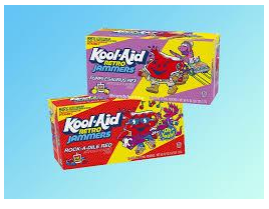 Kool Aid most favourite products