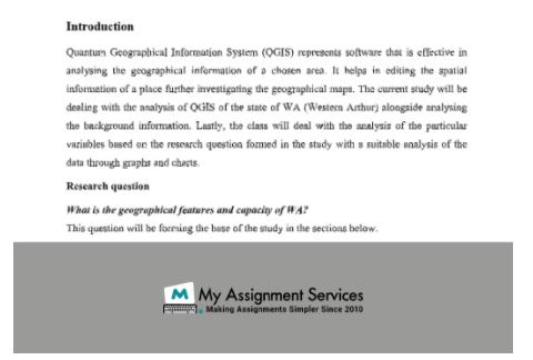Quantum Geographical Information System QGIS