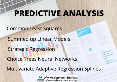 Predictive Analytics Assignment Help